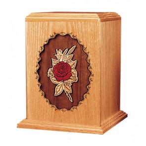 Rose Cremation Urn