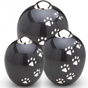 Adore Midnight Pet Cremation Urn for ashes