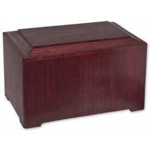 Marquis Cremation Urn for Ashes - Rosewood