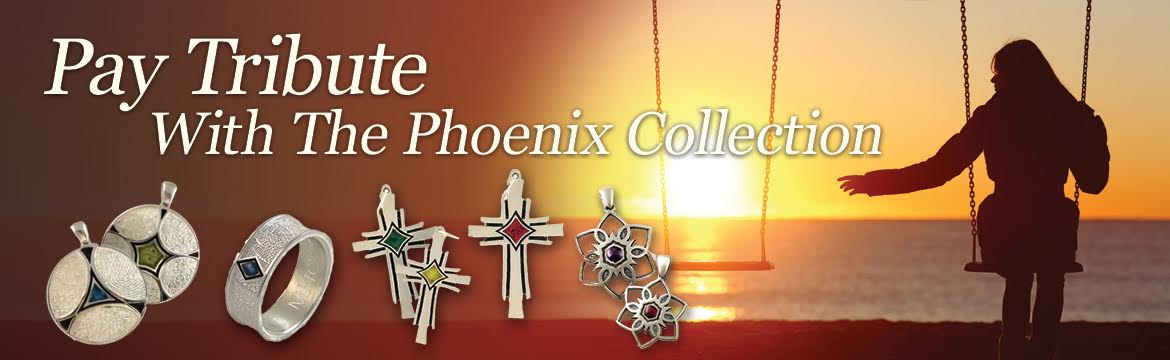 Phoenix Fingerprint Jewelry Collection