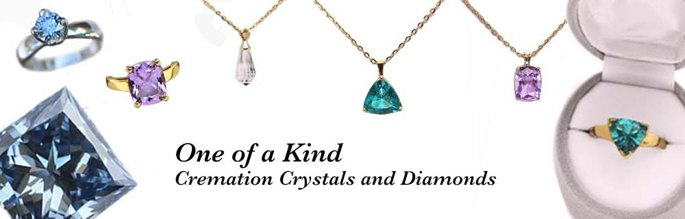 Cremation Diamond Jewelry